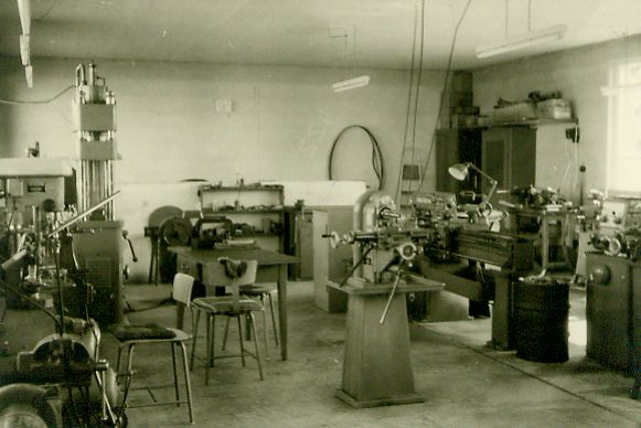 Werkstatt 1967