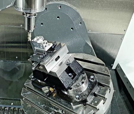 5-Achs CNC-Fräsen