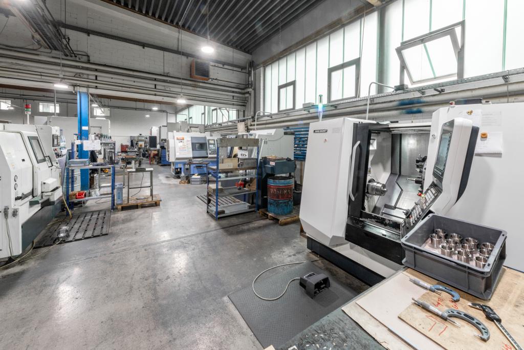 CNC-Drehmaschinen | CNC-Drehen