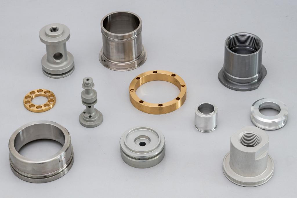 Teilespektrum CNC-Drehen